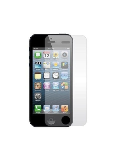 Microsonic Ekran Koruyucu Şeffaf iPhone  5 & 5S Film Renkli